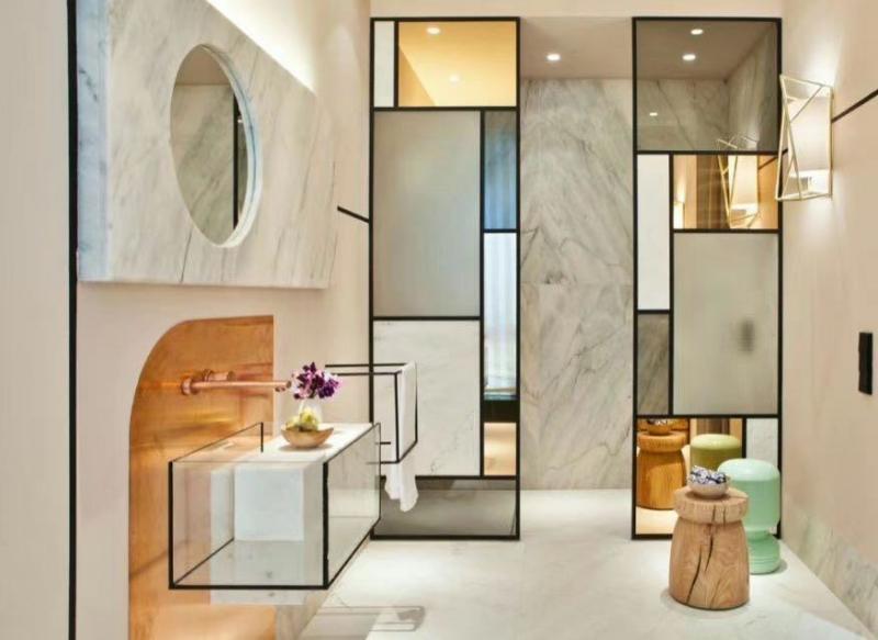 卫生间装蜂窝不锈钢隔墙板的制造方法有?