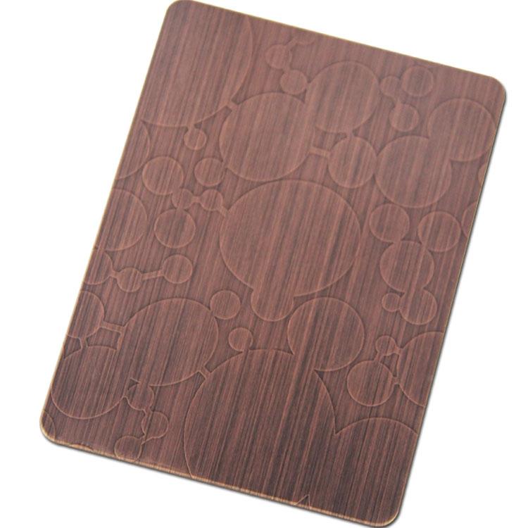 如何鉴别不锈钢装饰板的质量?